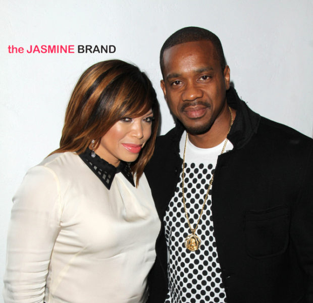 Duane Martin Claims Tisha Campbell Is Careless W/ Their Children, Does Not Respond To Domestic Violence Allegations