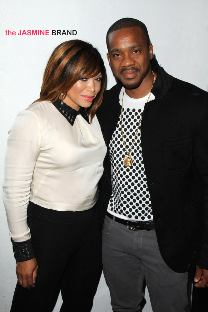 Tisha Campbell Divorcing Duane Martin After 27 Years