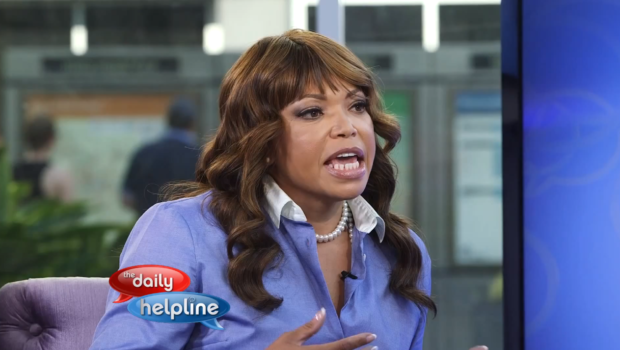 [VIDEO] Tisha Campbell-Martin's Shocking Secret: When I was three, I was raped.