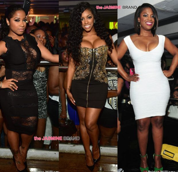 Celebrity Clubbin': Kandi Burruss, Porsha Williams, Blac Chyna, Keshia Knight-Pulliam, Toya Wright