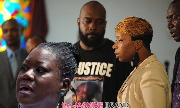 Trayvon Martin's Mother Pens Letter to Family of Mike Brown: Neither of their lives shall be in vain.