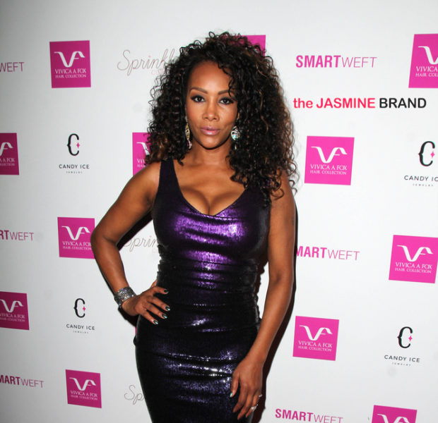 [Photos] Vivica Fox Celebrates 50th Birthday With Tisha Campbell, Star Jones, Elise Neal & Brandi Glanville