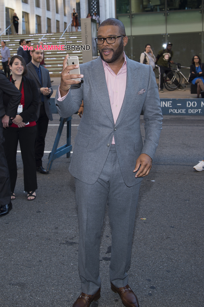 Tyler Perry: It's hard getting my movies in white theaters.