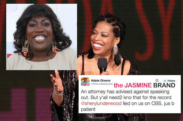 Adele Givens Hints Lawsuit Against Sheryl Underwood: For the record, she lied on us!