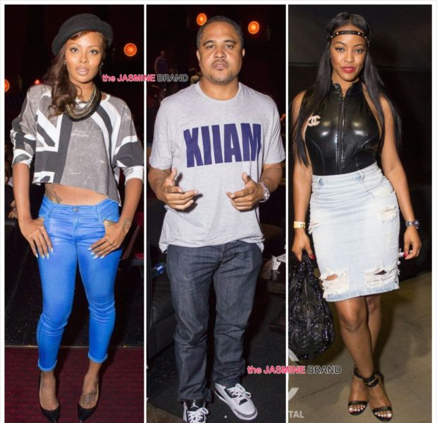 Mike Epps, Kyla Pratt, Irv Gotti Attend Russell Simmons' All Def Comedy Live