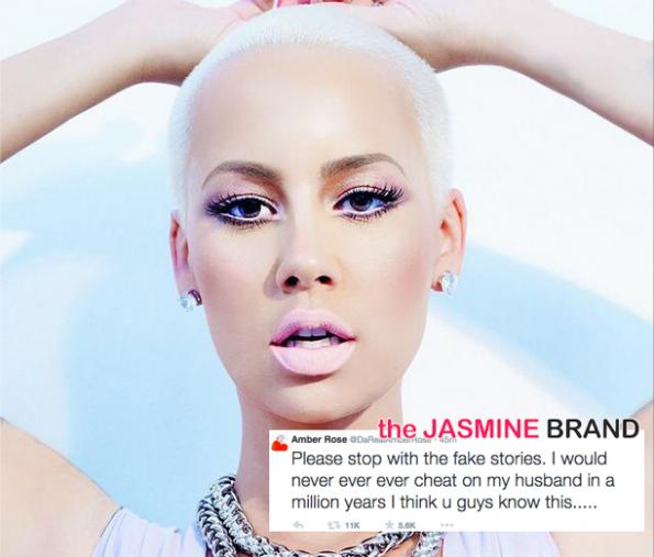 Amber Rose Denies Cheating on Wiz Khalifa-the jasmine brand