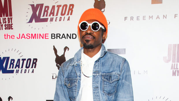 Andre 3000 On Why He Hasn't Been Creating New Music: My Confidence Is Not There