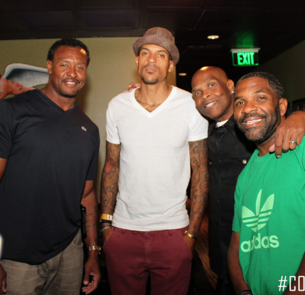 [Photos] Ludacris, Nick Young, Matt Barnes Hit Big Boy's Birthday Party