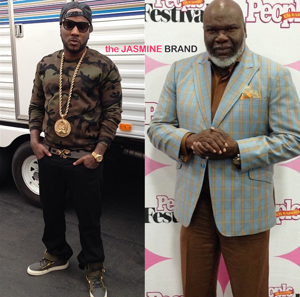 Lawyer Up! Bishop T.D. Jakes Takes Legal Action Over Jeezy's 'Holy Ghost'