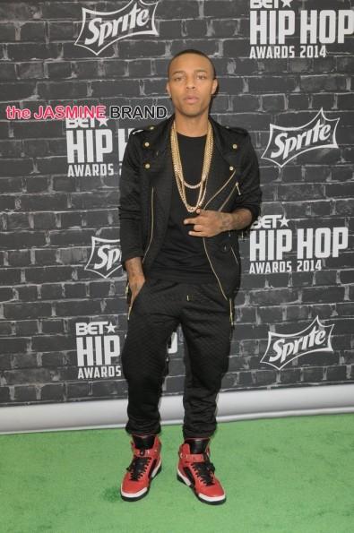BET Hip Hop Awards 2014 Presented by Sprite - Arrivals