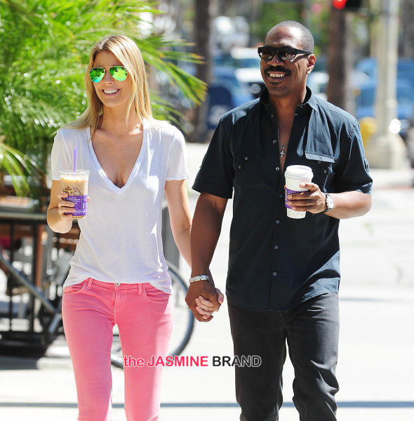 Eddie Murphy Engaged To Pregnant Girlfriend Paige Butcher