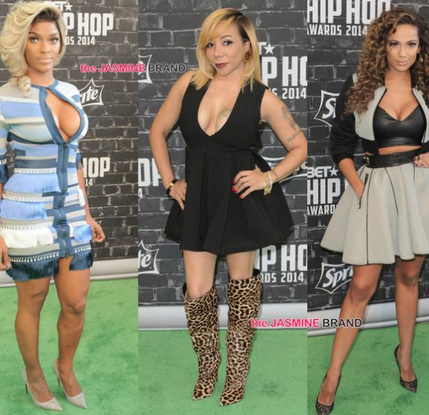 [Photos] BET Hip Hop Awards Red Carpet: NeYo, Mc Lyte, 2 Chainz, Lil Mama, Common & More