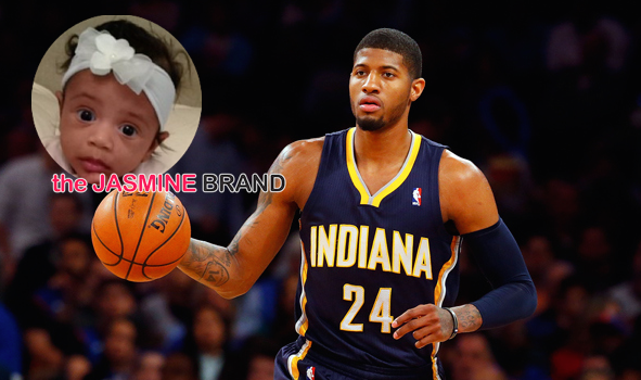 Judge Chastises NBA Baller Paul George For Being A Bad Father