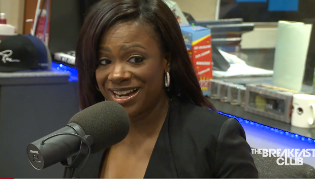 [VIDEO] Kandi Burruss & Todd Tucker: Talk Jail Bids, If Phaedra Should Divorce Apollo & Newbie Claudia Jordan
