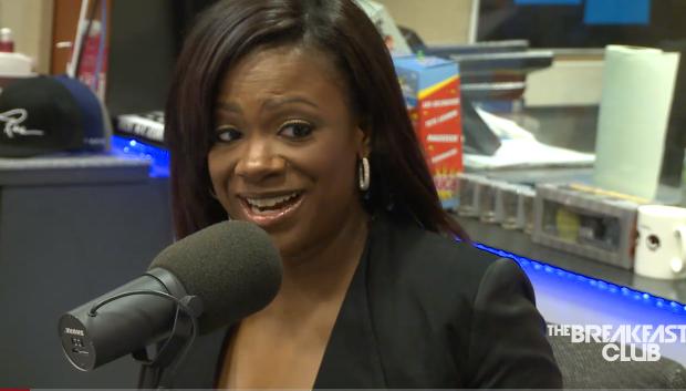 [VIDEO] Kandi Burruss & Todd Tucker: Talk Jail Bids, If Phaedra Should Divorce Apollo & Newbie Claudia Jordan