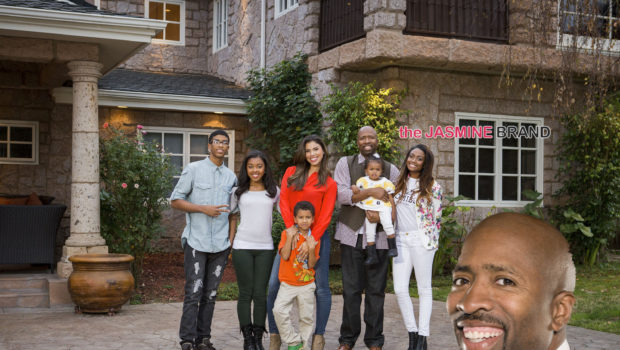 Retired NBA Baller Kenny Smith & Family Land Reality TV Show, THE SMITHS