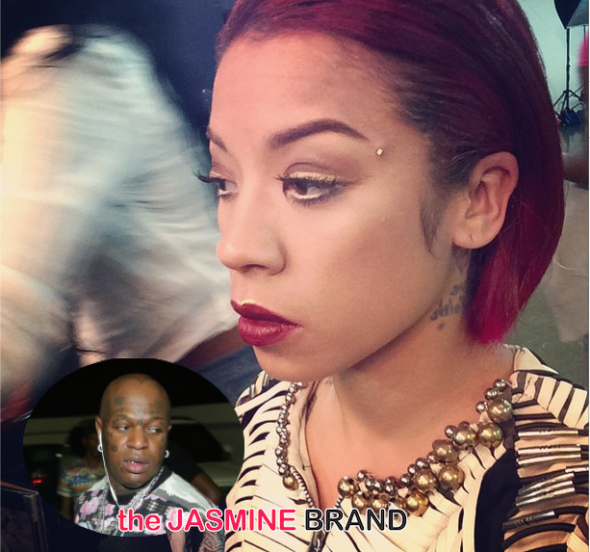 Keyshia Cole Allegedly Arrested After Assaulting Woman Over Birdman-the jasmine brand