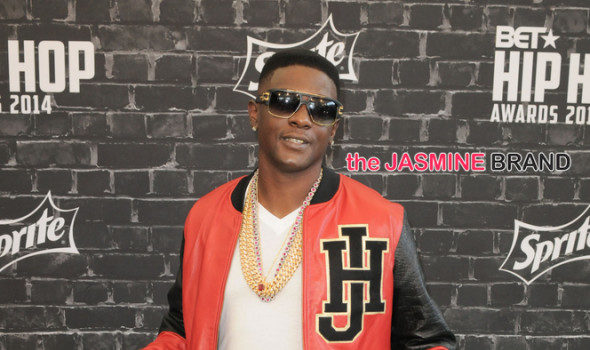 Rapper Boosie Says He'd Kick His Son's A** If He Was Gay