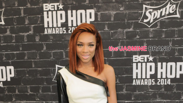 Lil Mama Apologizes After Arrest: It was irresponsible of me.