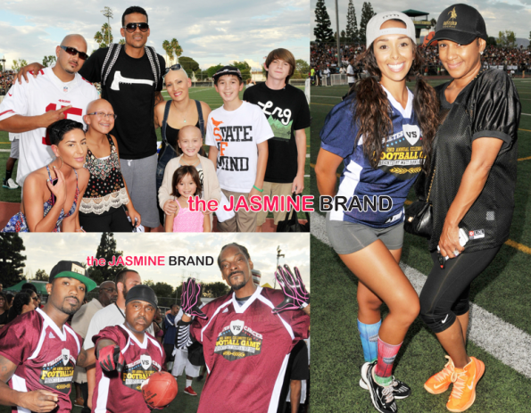 Matt Barnes Hosts Cancer vs. Charity Celeb Football Game-the jasmine brand