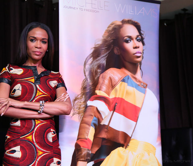 "[Photos] Michelle Williams Hosts ""Journey To Freedom"" Listening Session"