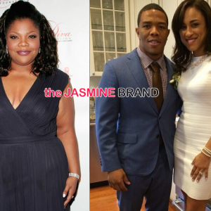 Mo'Nique Says There's Beauty In Janay Rice Standing By Her Man-ray rice-domestic violence-the jasmine brand