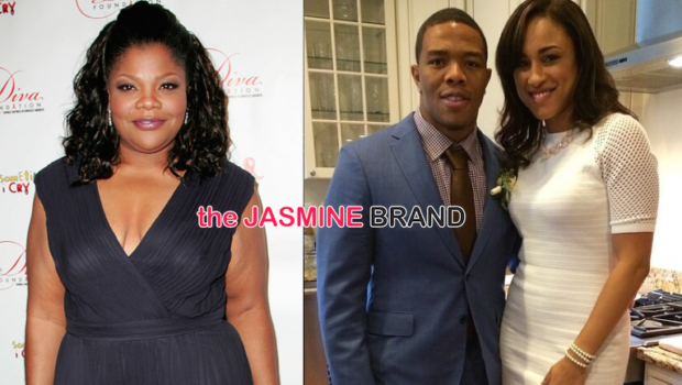 [VIDEO] Mo'Nique Says There's Beauty In Janay Rice Standing By Her Man
