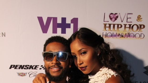Singer Omarion & Girlfriend Apryl Jones Welcome Daughter [VIDEO]