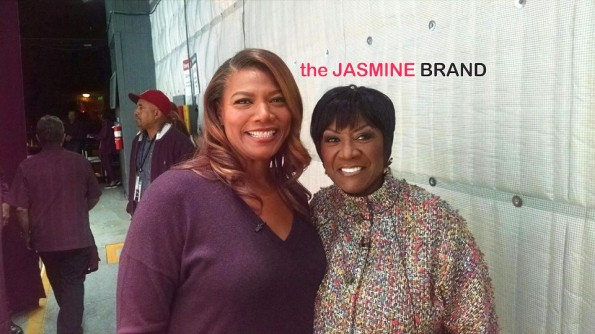 Patti Labelle-Visits the Queen Latifah Show-the jasmine brand