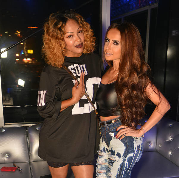 Meagan Good, Vivica A. Fox, Too Short & More Famous Folk Party in West Hollywood