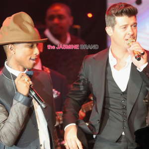 Pharrell & Robin Thicke Fear They Will Be Beiber'ed, Plead w: Court to Seal Depositions-the jasmine brand