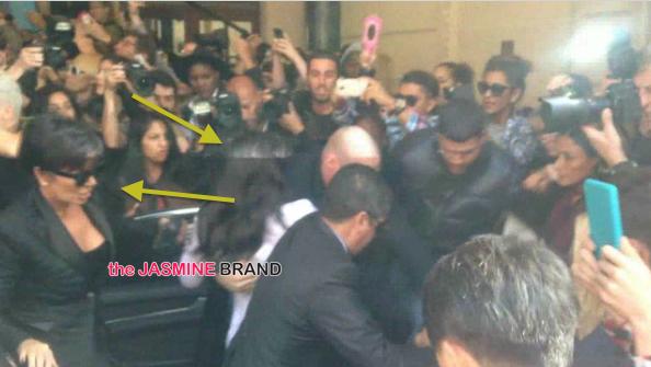 Prankster Attempts to Tackle Kim Kardasiah in Paris-the jasmine brand