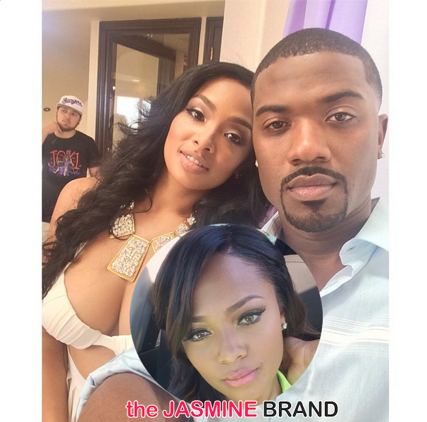 Ray J Says Teairra Marí Was Abusive, Confirms New Girlfriend Dated Floyd Mayweather
