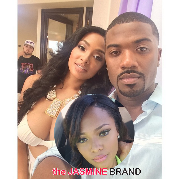 Ray J Says Teairra Marí Was Abusive, Confirms New Girlfriend Dated Floyd Mayweather-the jasmine brand