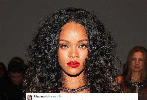 Rihanna Pissed At CBS For Penalizing Her Over Ray Rice Controversy: F**k You!
