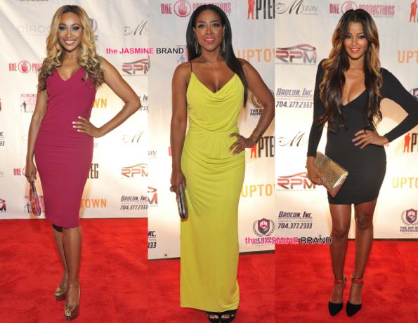 Salute Awards Atlanta-Cynthia Bailey-Kenya Moore-Claudia Jordan