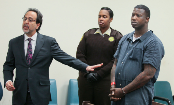 [EXCLUSIVE] Gucci Mane Scores Legal Victory While Locked Up in Prison