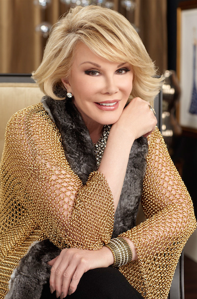 Comedian Joan Rivers Dies At Age 81