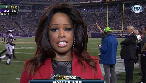 Pam Oliver Calls Fox's Demotion 'Humiliating' + Believes Age, Not Race Influenced Decision