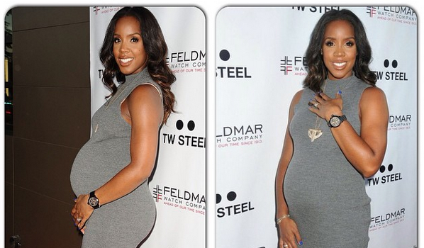 [Photos] Kelly Rowland Attends Special Edition TW Steele Launch