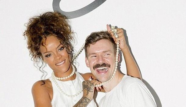 Celebs Hit NYFW: Rihanna, Kimora Lee & Russell Simmons, Nicki Minaj, Angela & Vanessa Simmons, Naomi Campbell