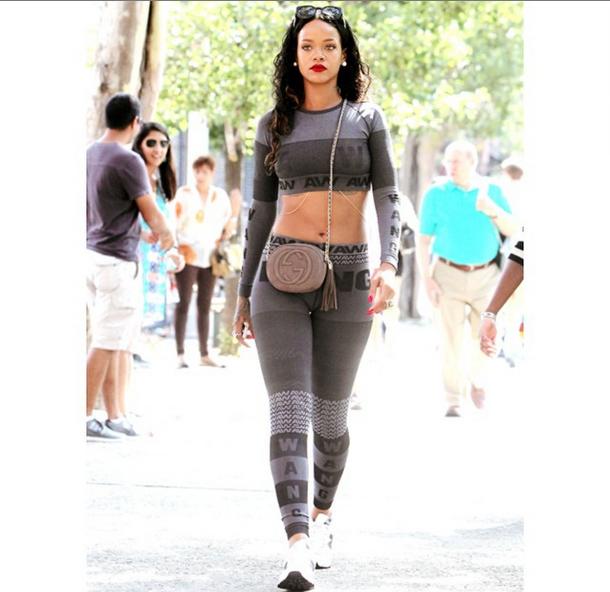 Celebrity Stalking: Beyoncé, Rihanna, J.Lo, Sanaa Lathan, Michael Ealy, KeKe Palmer & Joan Smalls