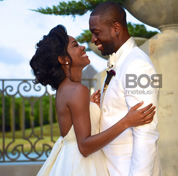 [The Wade Union] Gabrielle Union & D.Wade Share New Wedding & Honeymoon Photos