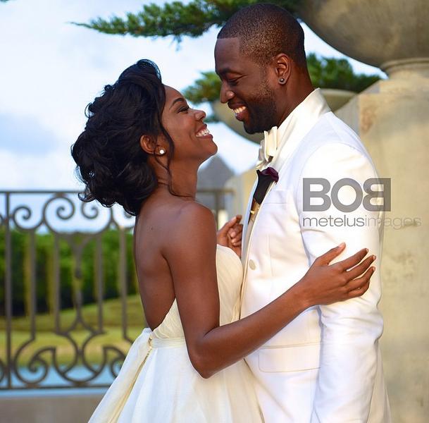 [The Wade Union] Gabrielle Union & D.Wade Share New Wedding & Honeymoon Photos
