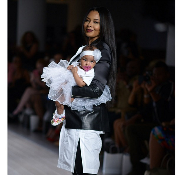 Angela Simmons Brings 'Angela I Am' to New York Fashion Week + Vanessa Simmons, Tyson Beckford & Erica Campbell Attend