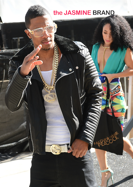 Nick Cannon Spotted With Mystery Model, Ciara & Baby Future Hit NYC, KeKe Palmer Gets Emo + Whoopi Goldberg, 2 Chainz & 'Power' Cast