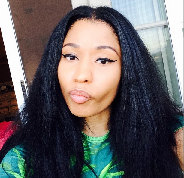 School Rejects Nicki Minaj As Speaker: I Guess I'm Not Good Enough!