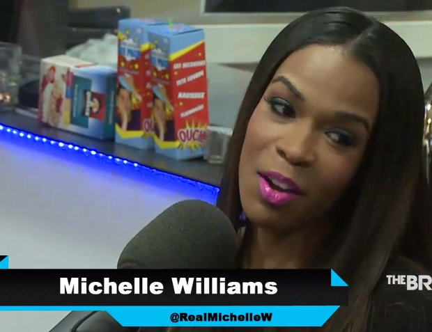 [VIDEO] Michelle Williams On Keyshia Cole, BET's Blue Ivy Joke & Why She's Never Been Jealous of Beyonce