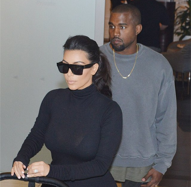 Kim Kardashian Wants Media to Stop Lying On Her Husband