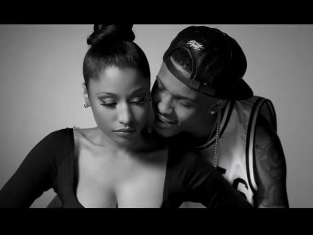 [VIDEO] August Alsina – No Love (Remix) ft. Nicki Minaj